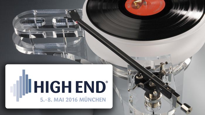 Scheu High End Munich 2015
