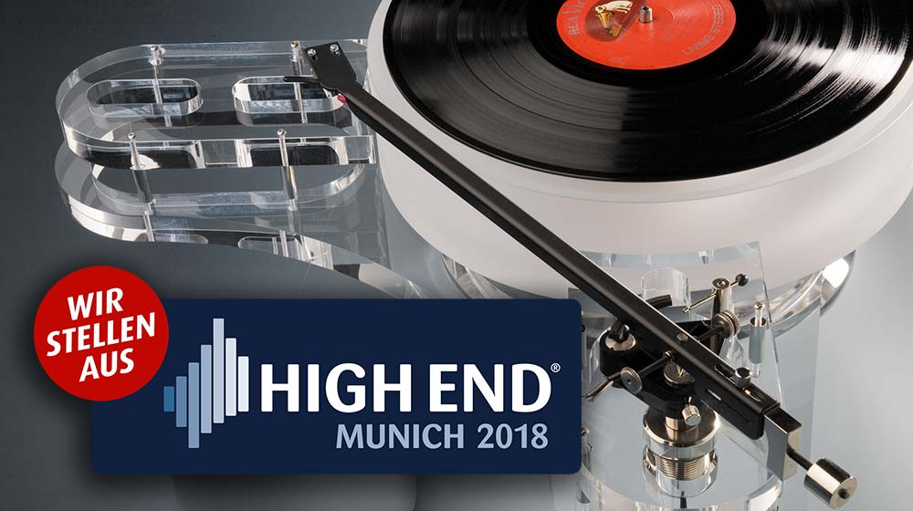 Scheu High End Munich 2018